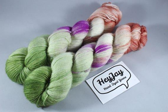 Sparkle Merino Sock Yarn - Mrs Bowser