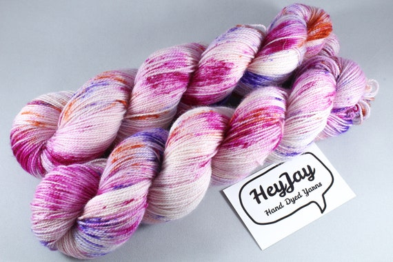 Ultimate Sock Yarn, BFL High Twist - Everything Nice