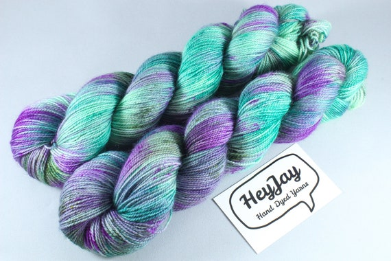 Ultimate Sock Yarn, BLF High Twist - Origami