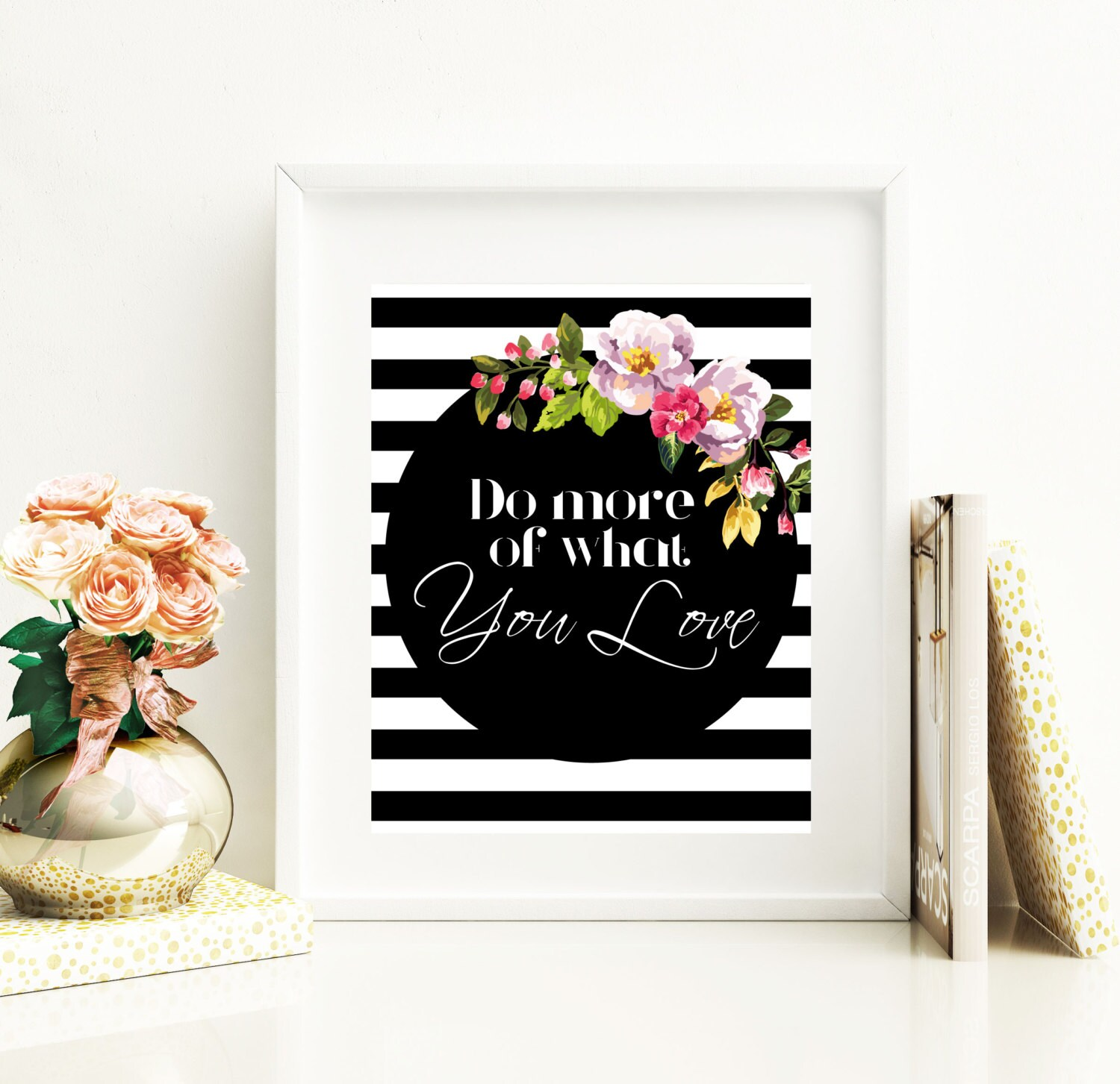 Christmas Gift For College Student: Christmas Gift Cubicle Decor Motivational Print High
