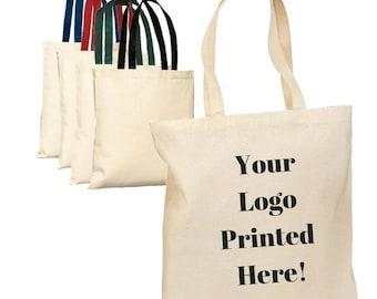 Custom Printed Tote Bag!
