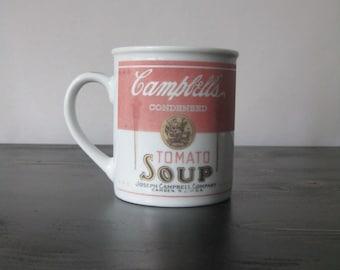 Campbell soup mug | Etsy