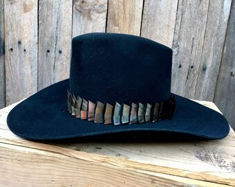 a9efd18f8c6 Wild Turkey feather hat band