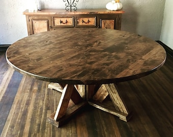 unique round dining table expandable round dining table custom dining table etsy