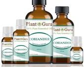 Coriander Essential Oil 100 Pure, Undiluted, Therapeutic Grade.