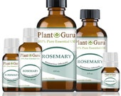 Rosemary Essential Oil Spanish 100 Pure, Undiluted, Therapeutic Grade. Best Aromatherapy Oils