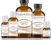 Clove Bud Essential Oil 100 Pure, Undiluted, Therapeutic Grade. Best Aromatherapy Oils
