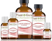 Cinnamon Cassia Essential Oil 100 Pure, Undiluted, Therapeutic Grade.
