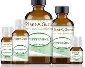 Peppermint Essential Oil 100 Pure, Undiluted, Therapeutic Grade. Best Aromatherapy Oils