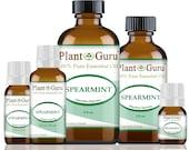 Spearmint Essential Oil 100 Pure, Undiluted, Therapeutic Grade.