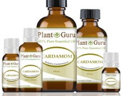 Cardamom Essential Oil 100 Pure, Undiluted, Therapeutic Grade. Best Aromatherapy Oils