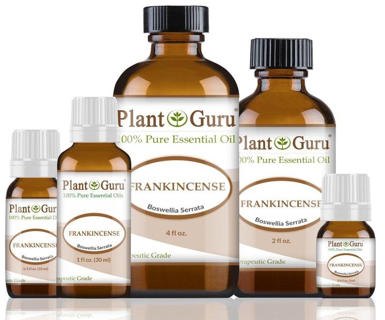 Frankincense Essential Oil Boswellia Serrata 100% Pure image 0