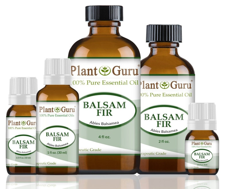 Balsam Fir Needle Essential Oil  100% Pure Undiluted image 0