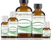 Eucalyptus Essential Oil 100 Pure, Undiluted, Therapeutic Grade.