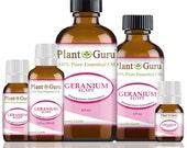 Geranium Essential Oil quot Egypt quot 100 Pure, Undiluted, Therapeutic Grade.