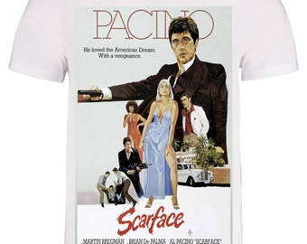 Dog Day Afternoon T Shirt Film Poster W158 Al Pacino Serpico Godfather Scarface