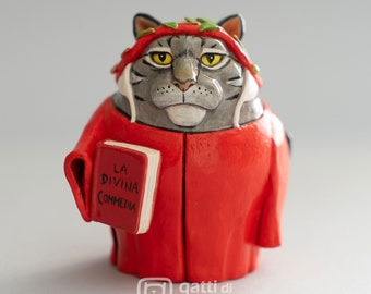 Gatto Dante - limited edition - RESERVATION