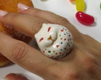Party Ring Time-Handmade ceramics
