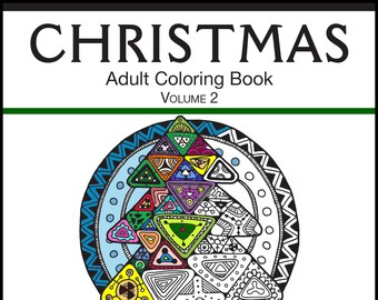 Christmas Pictures To Color
