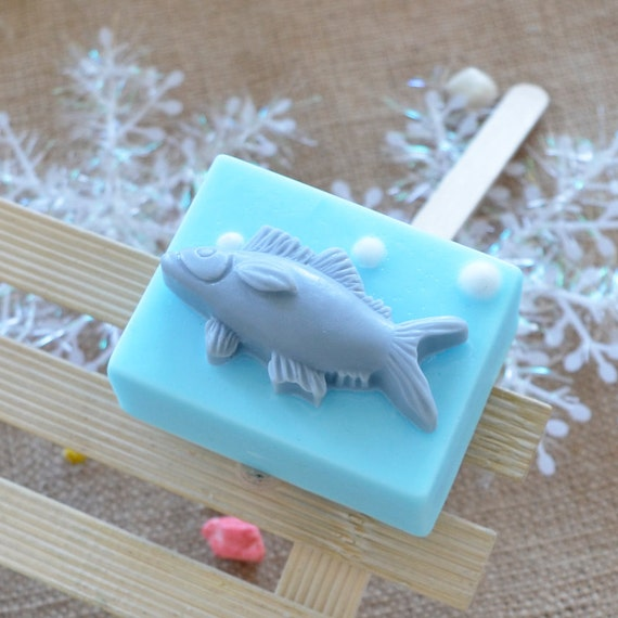 Sea Star Soap Mould Flexible Silicone Resin Mold Polymer Clay R0113