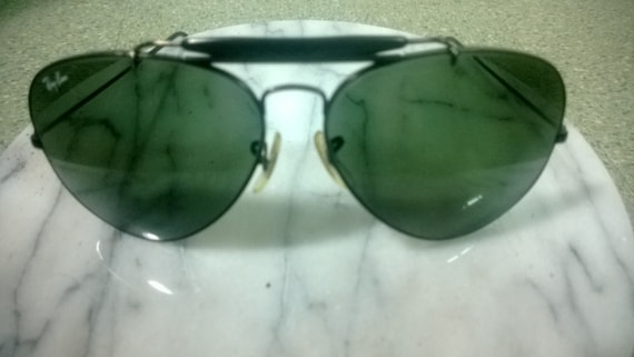 Vintage Ray Ban Aviator style Sunglasses