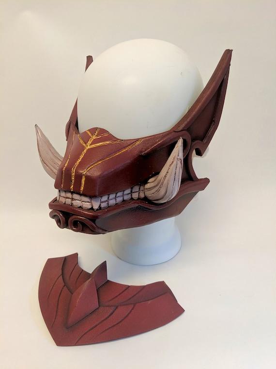 monster hunter world odogaron armor cosplay
