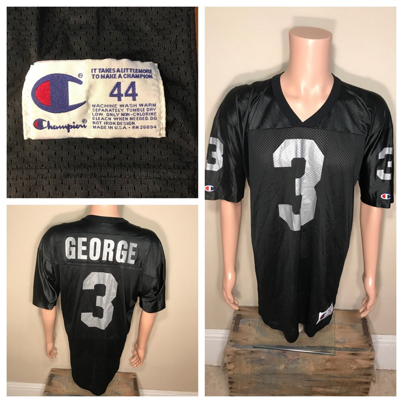Vintage Oakland Raiders jersey   Champion brand size 44     ef40d7b2f