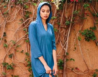 kaftan dress - Moroccan Djellaba - kaftan maxi dress - moroccan caftan - moroccan dress - moroccan kaftan - bohemian dress - Kaftan