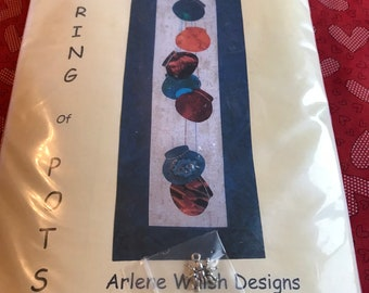 String of Pots Quilt Kit by Arlene Walsh Designs