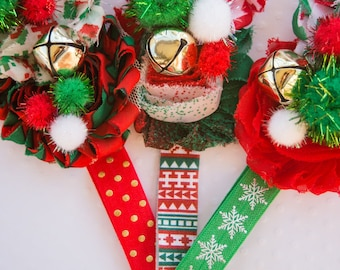 ugly christmas sweater headband tacky christmas headband adult or child headband