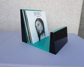 "Custom 12"" Vinyl LP Record Display and  Album Holder"