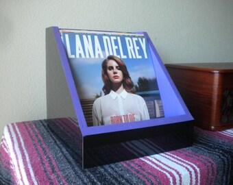Gloss Onyx Vinyl Record Holder