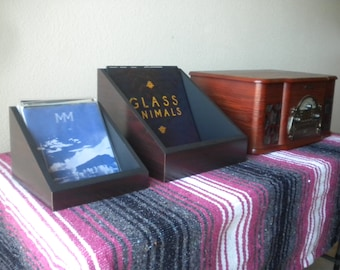 Combo 7'' and 10'' Vinyl Record Displays