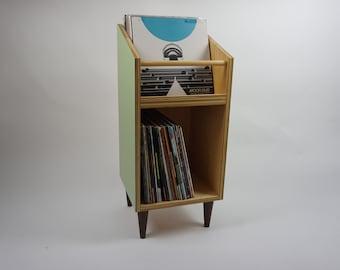 Vinyl Record Storage Stand and Display | Holds 130 LP's | Kallax Alternative