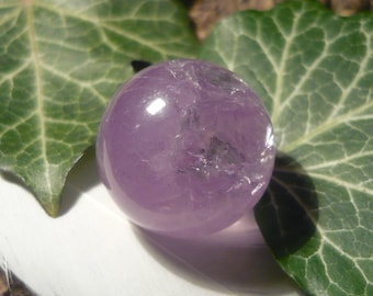 Amethyst, 78.4ct Polished Sphere