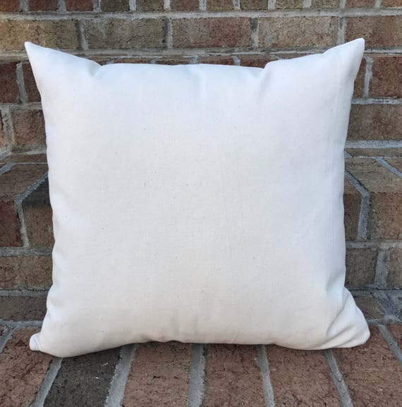 40x40 Wholesale Pillow Covers 40oz WHITE NATURAL GRAY Etsy Impressive Blank Pillow Covers Wholesale