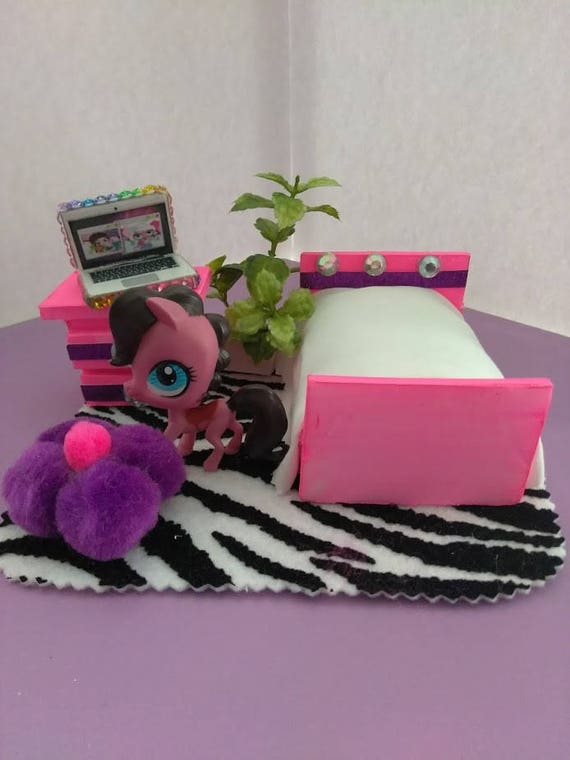 Dollhouse Lps Lol Doll Accessories Furniture Little House Etsy