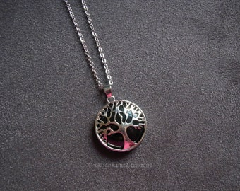 Silver Dream Catcher Choker Necklace Ladies Sun Star Moon Necklace Gift Boxed UK