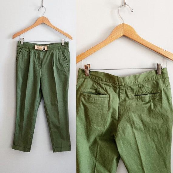 Matthew Williamson Khaki Pants