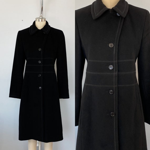 Searle Wool/Cashmere Coat