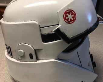 Rogue One AT-ACT Driver Helmet Emblem Sticker/Decal