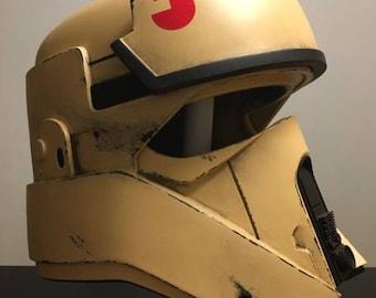 Rogue One Shoretrooper Helmet Sticker/Decal