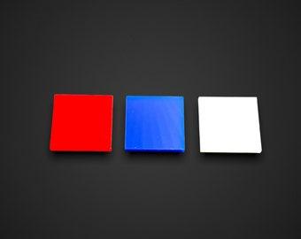 "1"" Acrylic Squares"