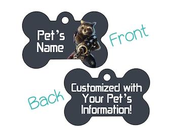 Custom 2-Sided Pet Tags