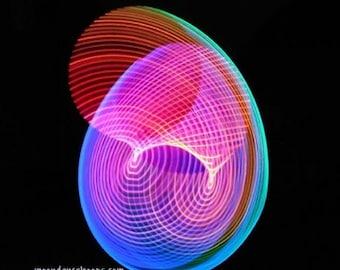 Lightweave Smart LED Hula Hoop