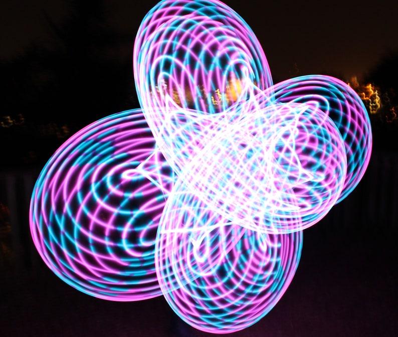 Pegasus Shuffle LED Hula Hoop