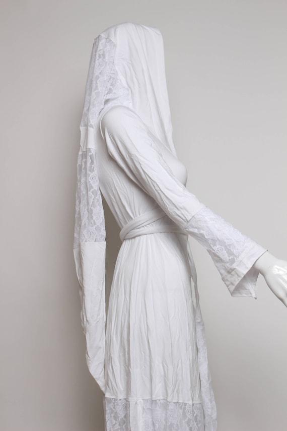 Pagan Wedding Dresses.Gypsy Wedding Dress Pagan Wedding Dress Long Festival Dress Celtic Pagan Dress Beach Wedding Dress Adjustable Adjustable Wrap Dress
