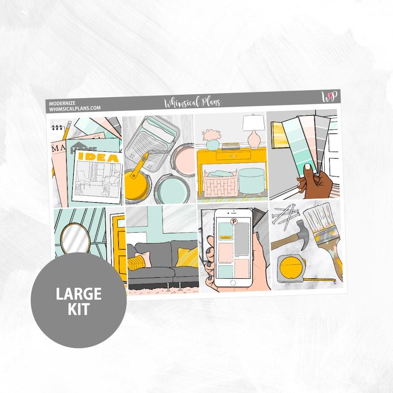 Modernize Large Kit