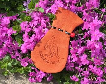 Kangaroo Scrotum / Bachelorette Gift / Large with Stamp #339