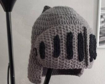 Fleece lined Knight Hat